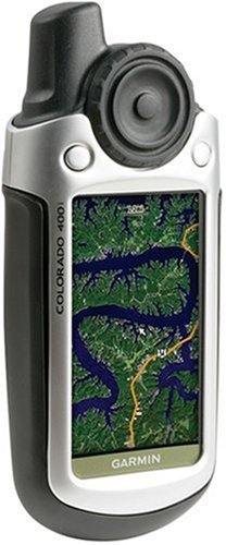 Garmin Colorado 400i Portable GPS System with Preloaded U.S. Inland Lake Maps