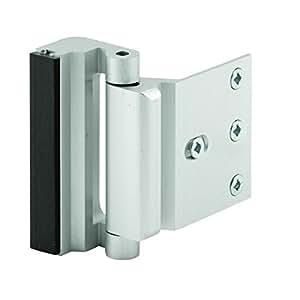 Defender Security U 10827 Door Reinforcement Lock - Add Extra, High ...