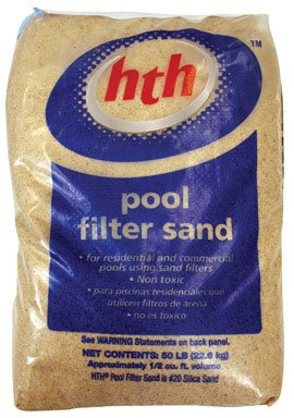 hth Pool Sand Pool Filter Sand (67074) by HTH