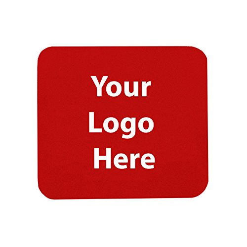 """Promotional Item (Computer Mouse Pad - 100 Quantity - $1.15 Each - PROMOTIONAL PRODUCT / BULK / BRANDED with YOUR LOGO / CUSTOMIZED. Size: 9""""W x 8""""H.)"""