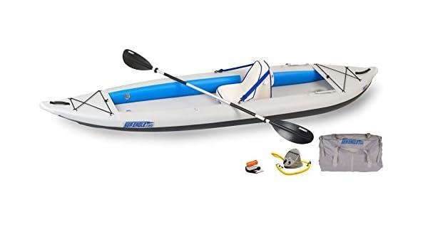 Sea Eagle - Kayak Hinchable de 30,48 cm: Amazon.es: Deportes y ...