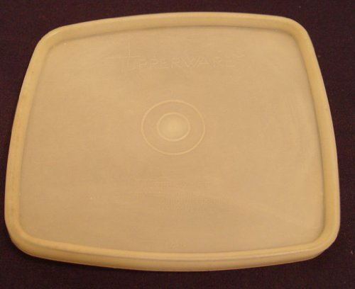 Tupperware Sheer Square Round Replacement Seal #310 (Tupperware Square Round Lids)
