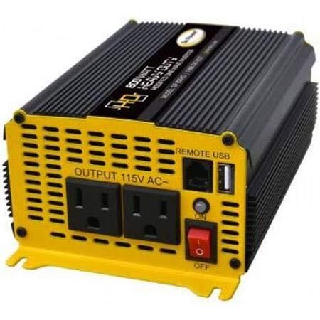 Go Power! GP-400HD 400 Watt Heavy Duty Modified Sine Wave Inverter