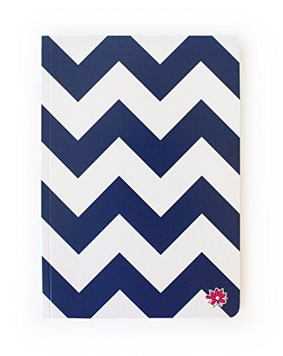 Today S Teacher For Blue Sky Quot Chevron Quot 8 5 X 11 Notebook