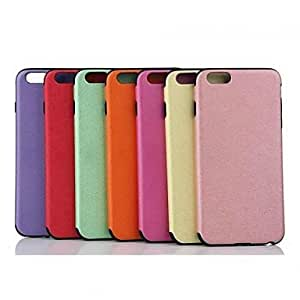 YXF Silk Stripes Case for iPhone 6 Plus(Assorted Colors) , Yellow