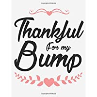 Thankful For my Bump: Pregnancy Journal, Bump to