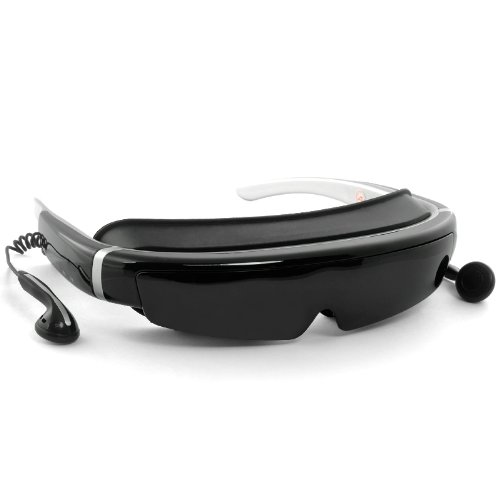 d27ac7381944 BW Virtual Private Theater Video Glasses with 52 Inch  Amazon.co.uk ...