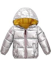 Digood Boys Warm Jacket Kids Baby Grils Outdoor Waterproof Coat Down Jacket Overcoat Outwear,Autumn Winter OvercoatDA71