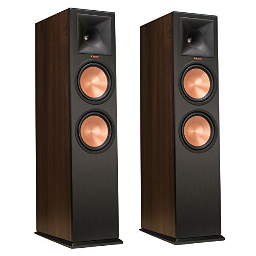 Klipsch RP-280F Walnut Floorstanding Speakers (Pair) by Klipsch