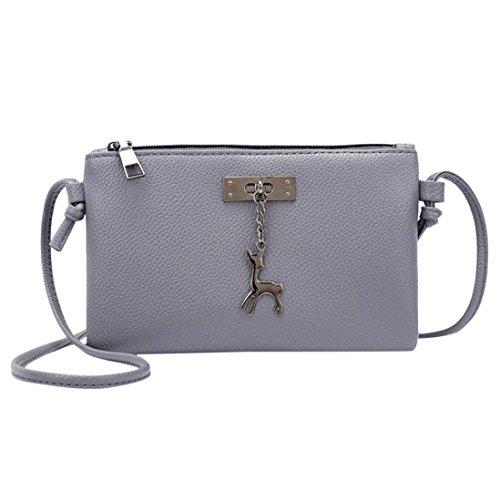 Beauty Moda Eleganti Spalla Borsa D Messenger Tracolla Borse Borse Bag Borse a Donna Luo Donna awaSfxqU