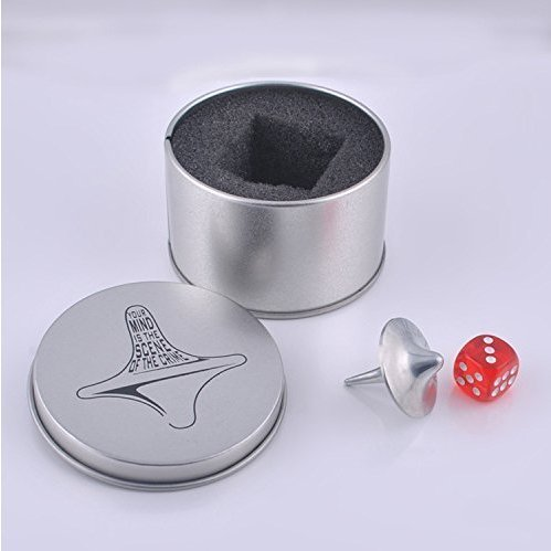 YSHON Inception precisa Spinning Tops Gyro aleación de zinc ...