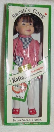 "Sarah's Attic Katie 11' Doll Teaches ""Responsibility"""