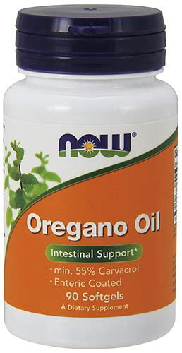 NOW Oregano Oil,90 Softgels