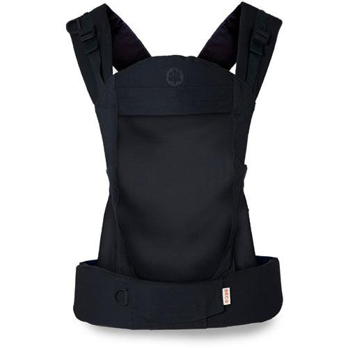 Beco Soleil Baby Carrier - Metro Black - Birth and UP
