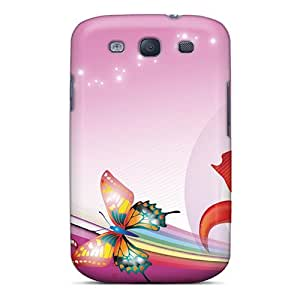 Tpu LTb2755Zxrg Case Cover Protector For Galaxy S3 - Attractive Case