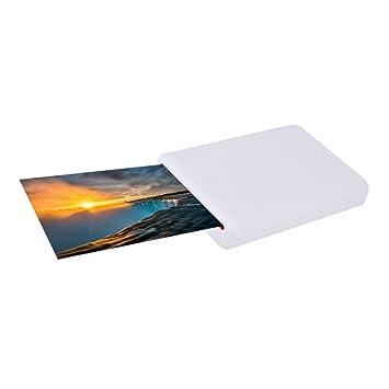 Amazon.com: ASHATA impresora de fotos móvil, portátil con ...