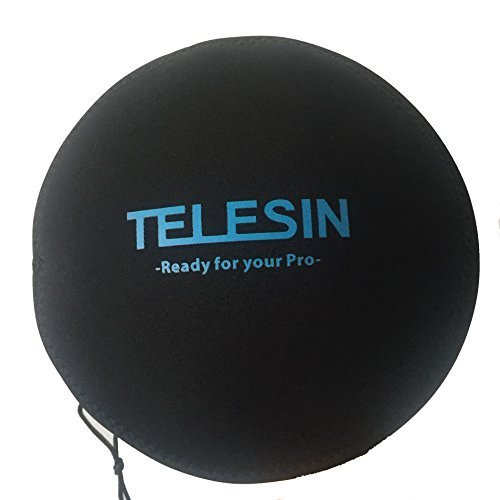(TELESIN Protect Dome Bag Soft Cover for TELESIN 6