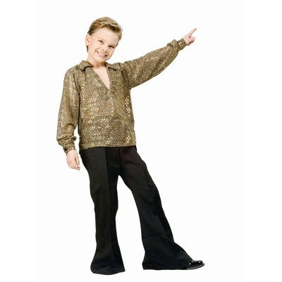 RG Costumes Disco Fever Child Costume, Multi-colored, Child Large 12 to 14]()