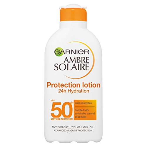 Ambre Solaire Ultra-hydrating Sun Cream SPF50+ 200ml