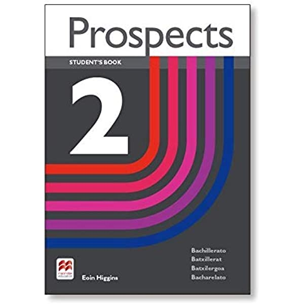 PROSPECTS 2 Sb: Amazon.es: Macmillan: Libros en idiomas extranjeros