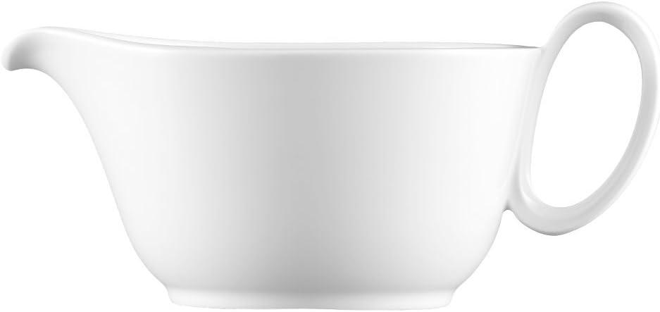 Wei/ß Porzellan Seltmann Sauciere 18.9 cm