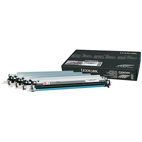 Lexmark C520/C522/C524/C530/C532/C534 Photoconductor 4 Pack 20000 Yield