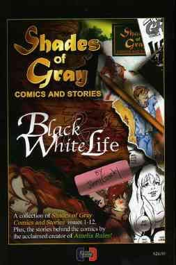 (Shades of Gray Deluxe #1 FN ; Lady Luck comic book)
