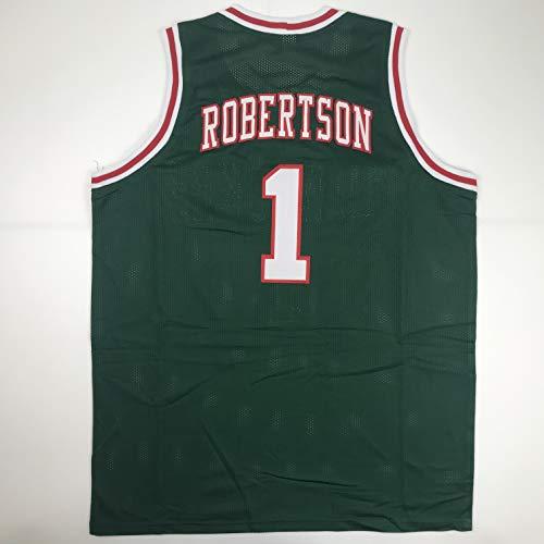 3d67c84da44 Oscar Robertson Milwaukee Bucks Memorabilia