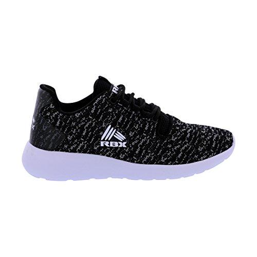 RBX – Women's Rayna Sneaker – Black/Grey