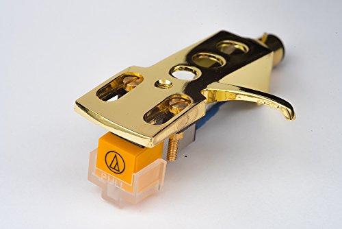 Gold Plated headshell, cartucho, aguja para Aiwa ap-2060N, ap-2600, ap-d50h, D50, ap-2300K/E, D60, D30,–fabricado...