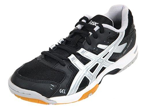 black Handball Asics silver black Women's Shoes white nPTqRT