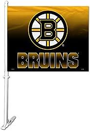 "NHL Boston Bruins Ombre Design Car Flag, 11"""