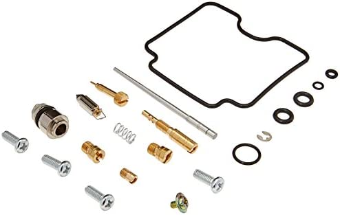 MOTOKU Carburetor Carb Rebuild Repair Kit for Suzuki DRZ400 DRZ400E 2000-2007