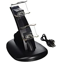 Oivo Iv-p4002 Dock Carregador Duplo Controle Slim Pro, Preto - Playstation 4