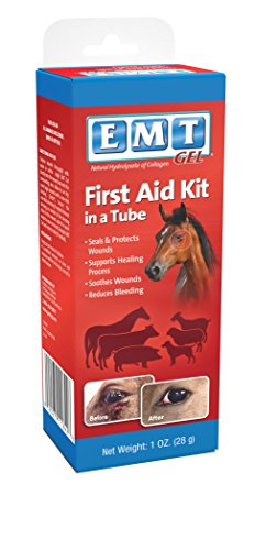 - Pet-Ag EMT Gel, Multi-Species, 1 oz