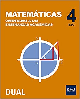 Inicia Dual Matemáticas Orientadas A Las Enseñanzas Académicas ...