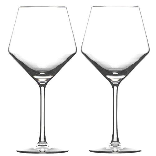 (Schott Zwiesel Pure 23.4 Ounce Burgundy Glass, Set of)