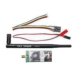 Fatshark 1.3Ghz 1G3 8CH 250mw Transmitter FSV2466 TX