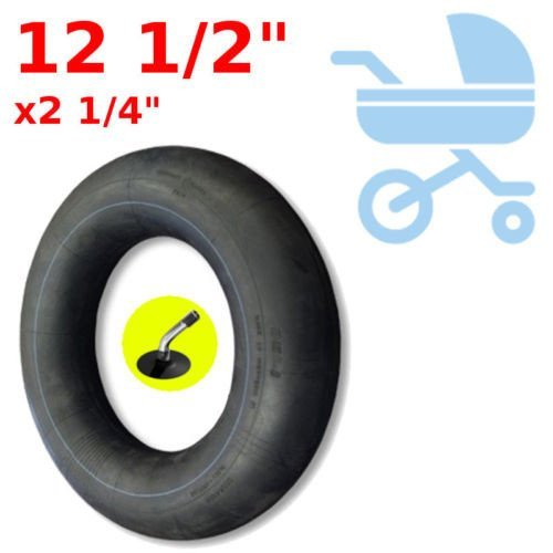 INNER TUBE 12 1/2 x 2 1/4 54/62-203 BENT VALVE KID STROLLER PUSHCHAIR BUGGY PRAM TRIKE cyclingcolors