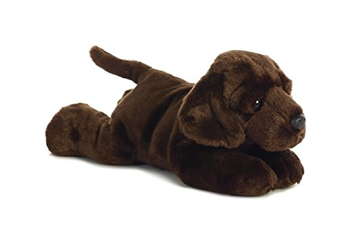Aurora World Flopsie Chocolate Lab, 12