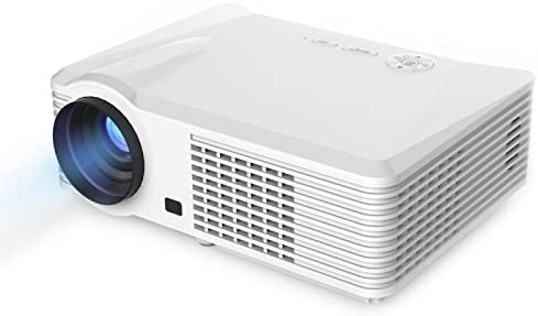 Wewoo Proyector LED 2500 Lumens HD Digital proyector Android 4.4 ...