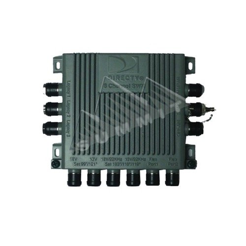 (8 Channel Single Wire Multiswitch 8 Tuners)