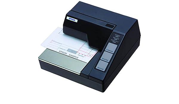 Epson TM-U295P (262): Parallel, w/o PS, EDG - Impresora matricial ...