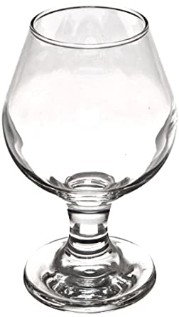 """Excellency 3950M 3"""" Diameter x 4"""" Height, 6 oz Brandy Glass(Pack of 24)"""