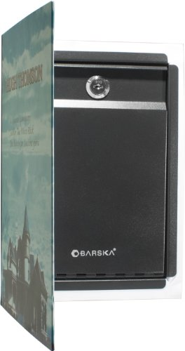 Barska-Dual-Book-Safe-with-Key-Lock