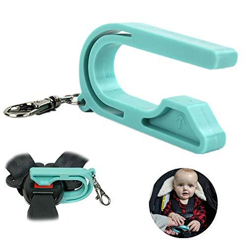 Child Car Seat Key,Portable Unlock Child Safety Belt Accessories,Easy Unbuckle Release for Kids Caregivers Caretakers to Unbuckle