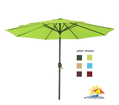 Patio Watcher Aluminum Umbrella Button