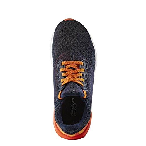 38 Elite Eu Zapatillas energi maruni Falcon Xj 5 Unisex Niños Marrón sedoso Adidas UxPqwRax