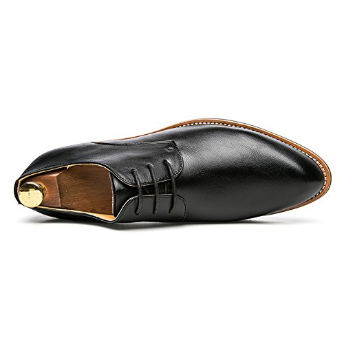 Chaussures Casual Paresseux Red Respirant Fond Homme Net Chaussures Ronde Tête Souple Chaussures Haricots Pointy Business Oxford rxqvwTpr