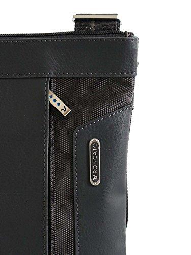 Accessories Roncato Across 400866 Grey Pz Body Bag TIxTrzv